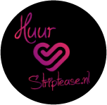 Stripper huren / Striptease inhuren Sticky Logo
